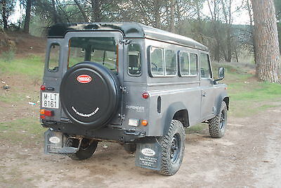 1990 Land Rover Defender Station Wagon 1990 Land Rover Defender 110 LHD 200TDI