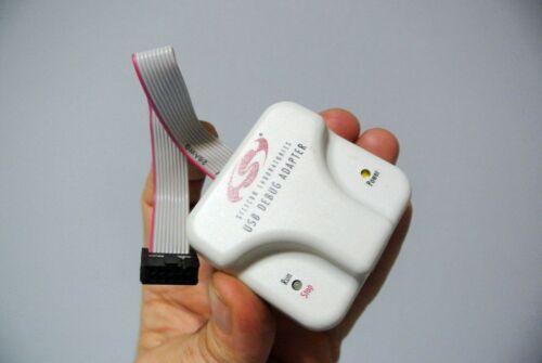 SILICON LABS DEBUGADPTR1-USB EC3 USB Debug Adaptor for C8051Fxxx microcontroller