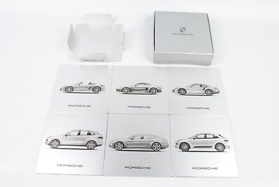 Genuine Porsche Coaster Set Stainless Steel Weighted Boxster Cayman Carrera