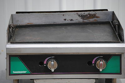 24 Countertop Griddle Natural Gas