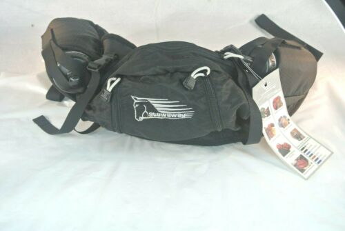 EasyCare Stowaway English Cantle Saddle Bags W/ Two 20oz Water Bottle