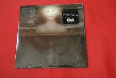 (Dead Inside [Single] [PA] by Muse (CD, May-2015, Warner Bros.) NEW)