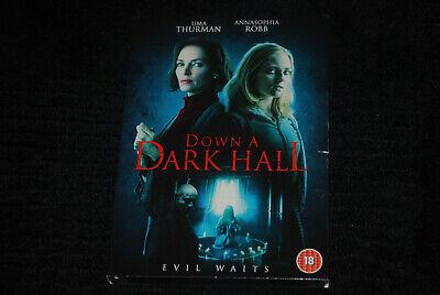 Down a Dark Hall - OOP R2 Lionsgate - Uma Kill Bill Batman Pulp Fiction Thurman - Uma Thurman Pulp Fiction Halloween