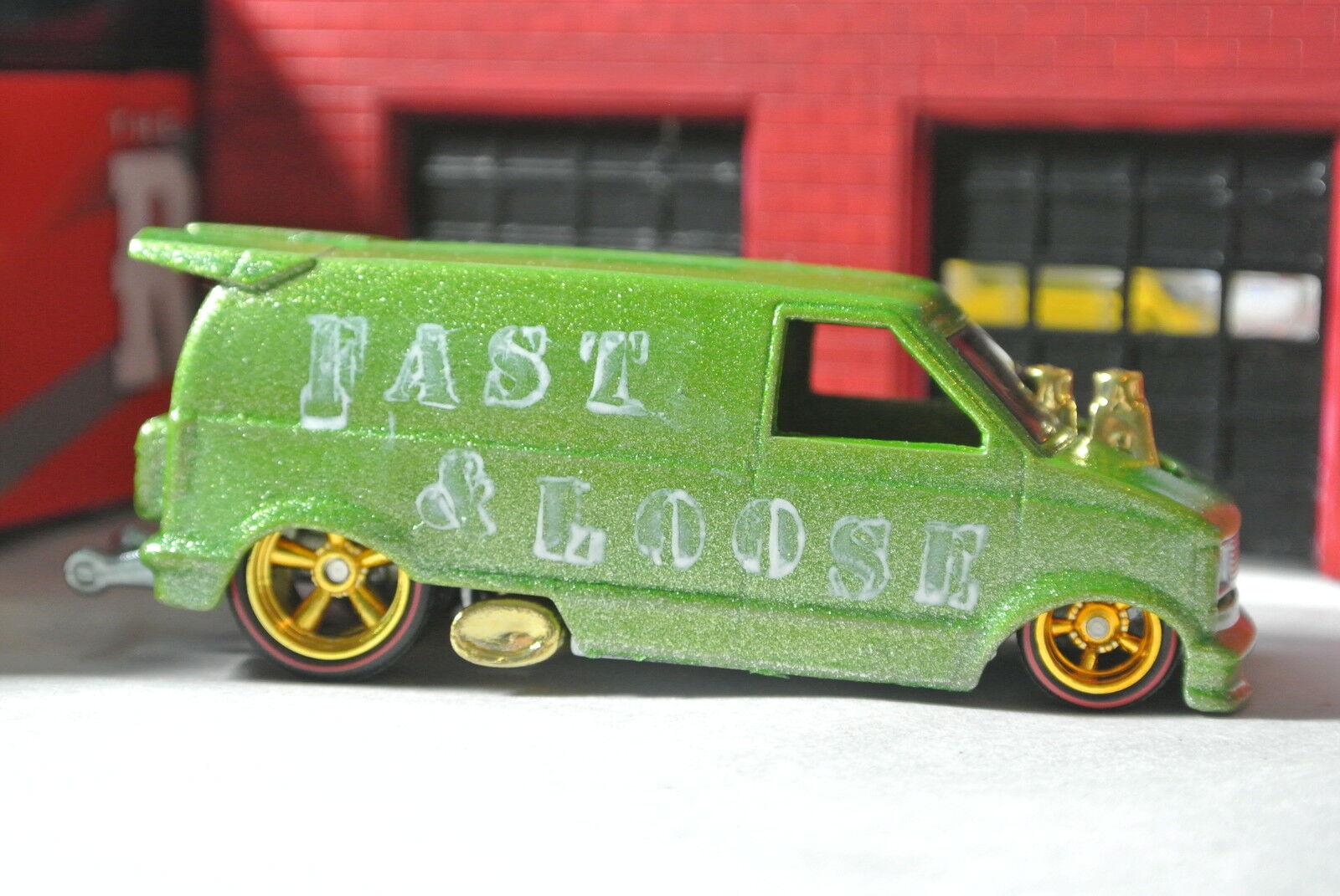 Fast & Loose Diecast Cars