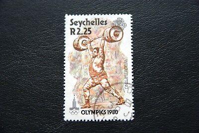 Seychellen, 1980, Olympiade (gestempelt)