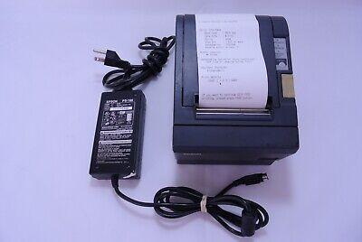 Epson Tm-t88ii Pos Thermal Receipt Printer M129b - Tested
