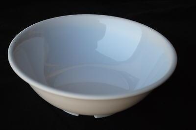 "22 oz  US 5060 4 Dz  New Melamine 6-7/8"" Rimless Bowl  White Free Shipping"