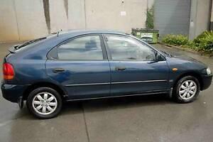 1996 Ford Laser Sedan Hughesdale Monash Area Preview