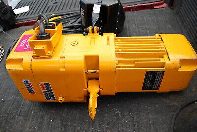 Harrington 12 Ton Electric Chain Hoist