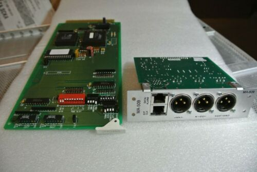 HARRIS INTRAPLEX PRD350 PR-D350 MODULE+ MA-509 AUDIO INTERFACE