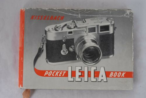 """The Leica Pocket Book"" Second Edition, Theo Kisselbach"