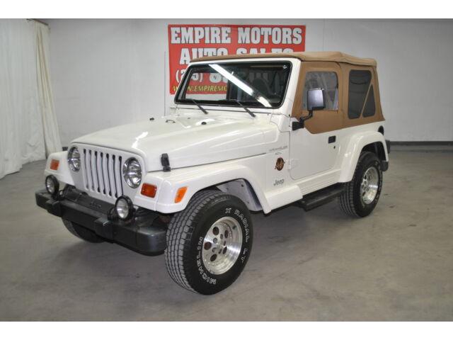 Imagen 1 de Jeep Wrangler white