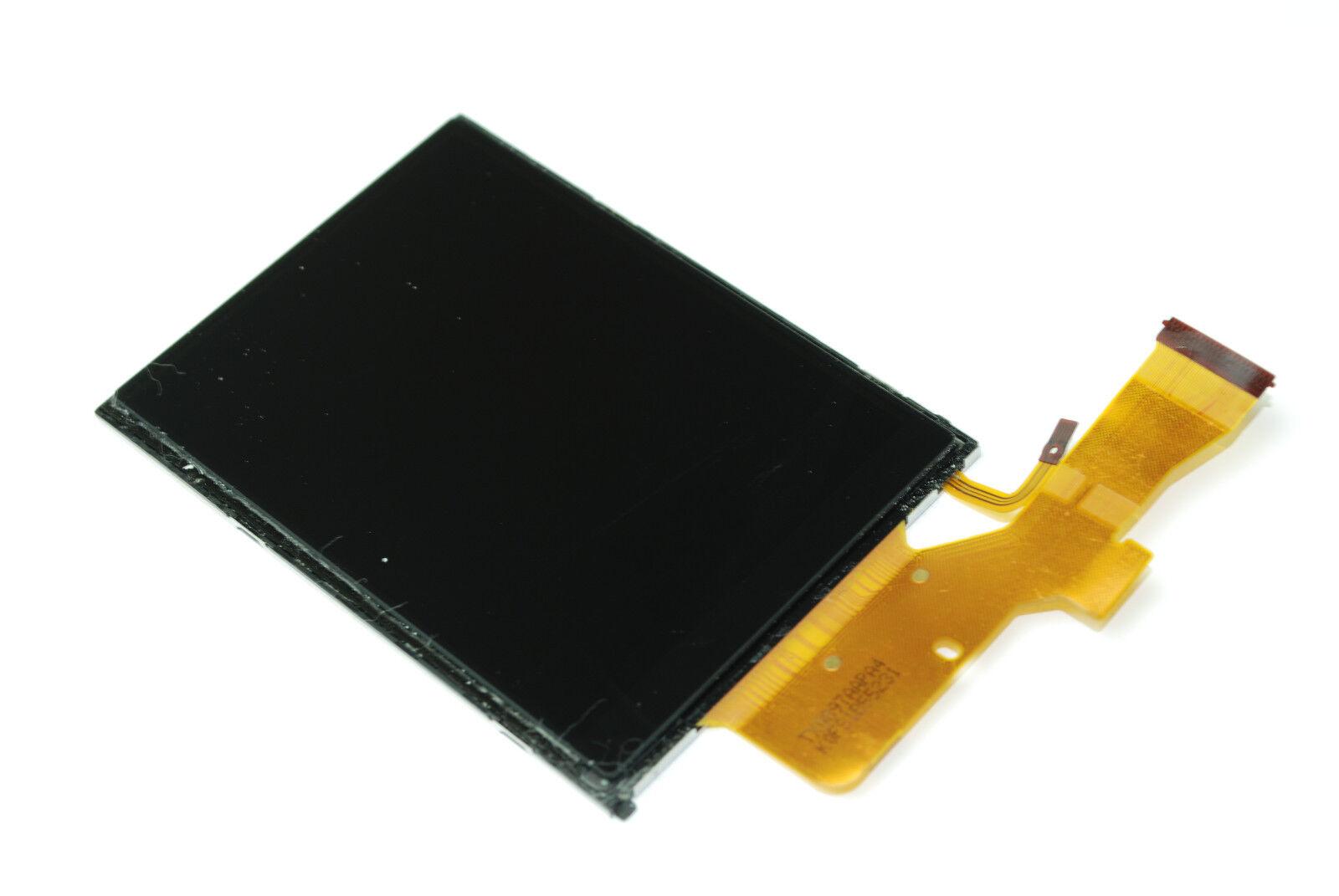 Nueva pantalla LCD para Fuji S200 pieza de recambio de monitor de cámara de luz de fondo