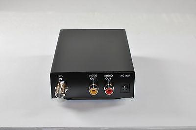 MCM 33-2060 RF Demodulator CH 3 IN Composite A/V (A/v Demodulator)