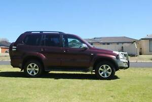 2009 Toyota LandCruiser SUV PRICED TO SELL