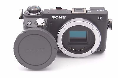SONY ALPHA NEX-6 16.1MP MIRRORLESS DIGITAL CAMERA BODY