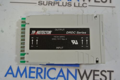 DRDC-24 Transtector Surge Suppressor Module FSCM 30992