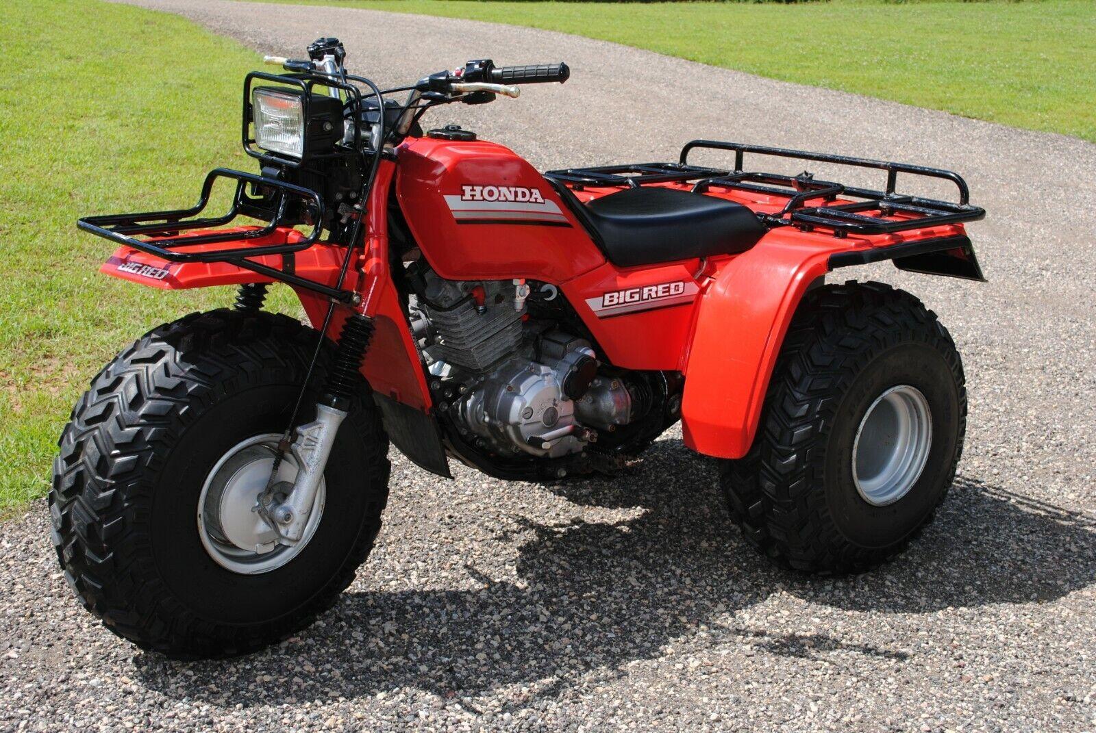 1985 Honda Big Red 250ES ATC ATV