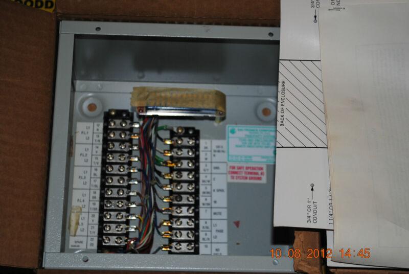 GAI-Tronics 7245-002 Enclosure, Amplifier CSA/GTC 7245002 New