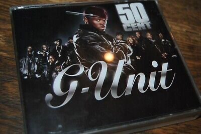 "50 CENT / G-UNIT ""Best Of"" 4 X CD / GOOD VIBES - 60178 / 2010"