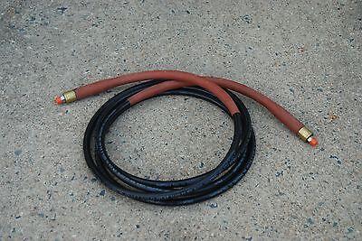 Spx Power Team 9782 Hydraulic Hose 20 10000psi 38 Npt 30000psi Burst New