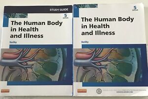 Human body in health and Illness  textbook/ study guide