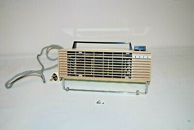 E1 Ancien chauffage - vintage - 1960 1970 - ACEC