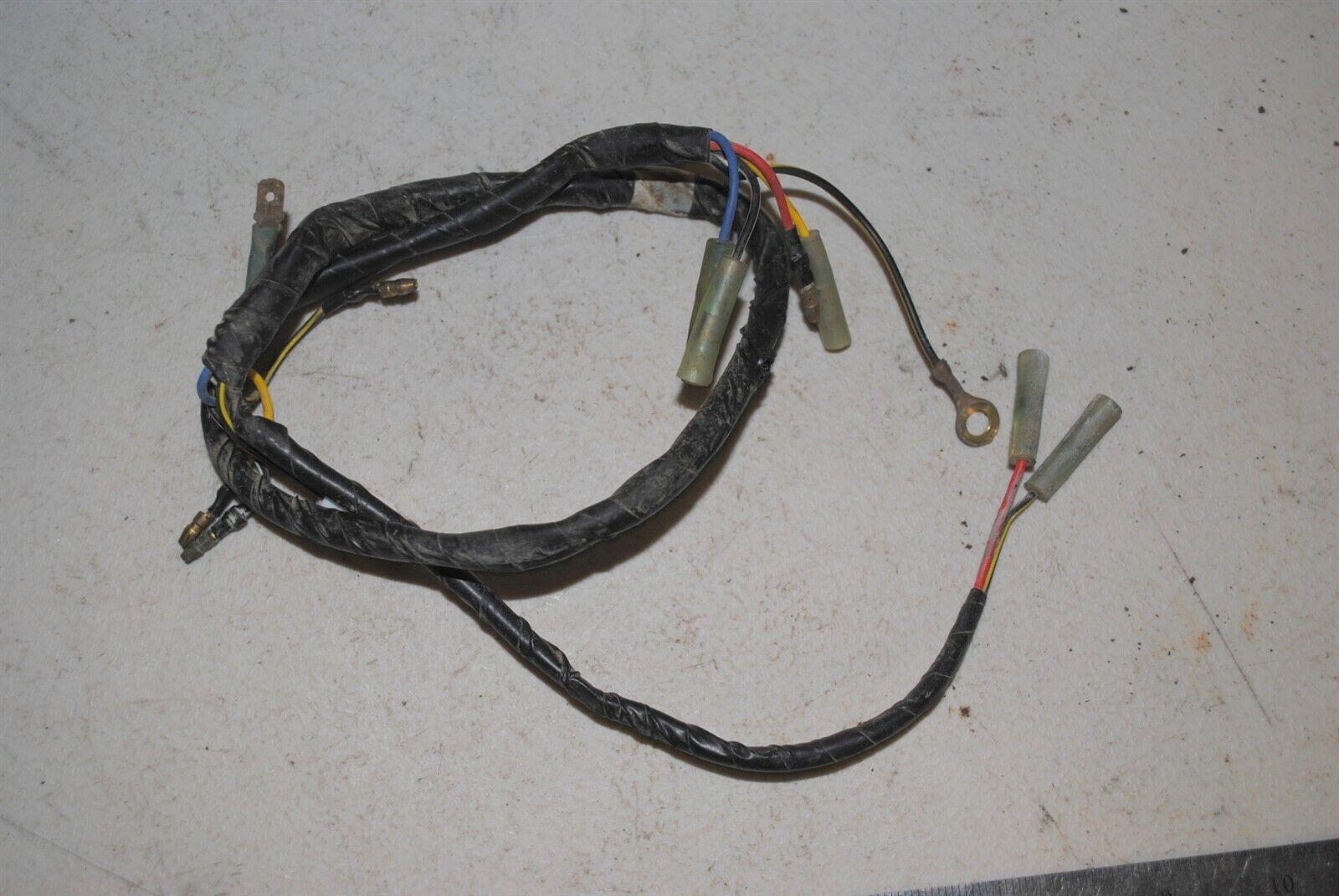 Kawasaki Kdx 200 Kdx 220e Electrical Wiring Wire Harness