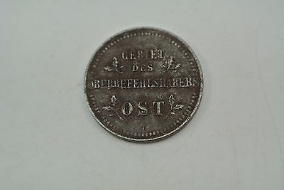 2 Kopeken 1916 J Gebiet des Oberbefehlshabers OST....M628