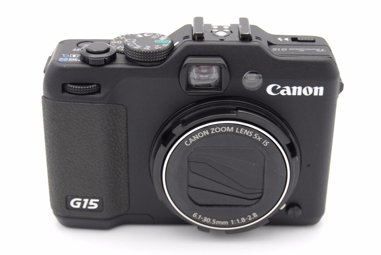 canon powershot g15 12 1mp 3 39 39 screen 5x zoom digital camera 13803156805 ebay. Black Bedroom Furniture Sets. Home Design Ideas