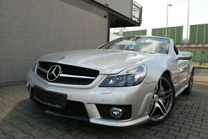 Mercedes-Benz SL 63 AMG Performance package 300 km/h
