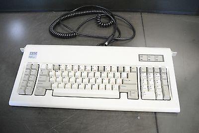 Vintage Black Label IBM Keyboard Model Number is Missing