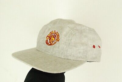 Vintage Cleveland Cavaliers 5 Panel Snapback Hat Basketball NBA Throwback Adult