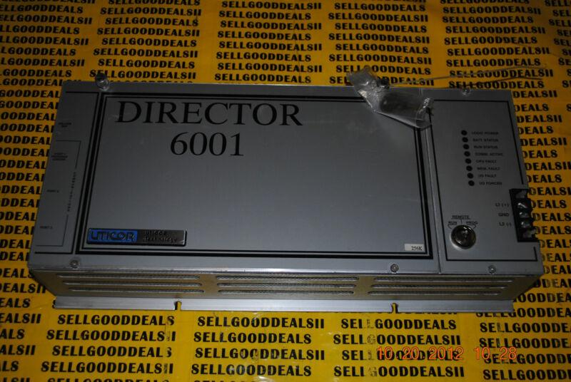 Uticor Technology 77w01-256 Director 6001 77w01256 Used
