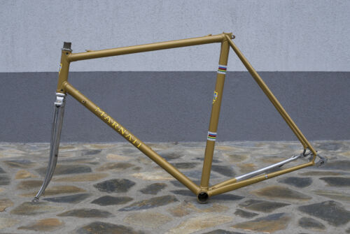 Vintage Daniele Marnati frameset - Campagnolo - Columbus SL bike frame