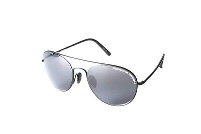 Porsche Design P8606C Matt Black Grey Sunglasses
