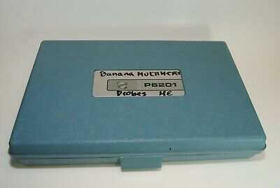 Tektronix P6201 Hard Case For Oscilloscope Probe Case Only