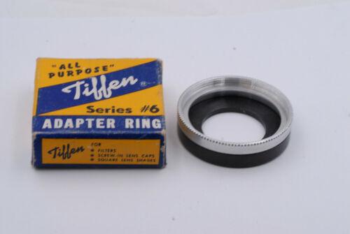 Tiffen Series #6 Adapter Ring