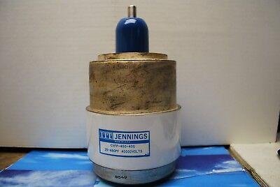 Itt Jennings Cvfp-450-40s Vacuum Capacitor