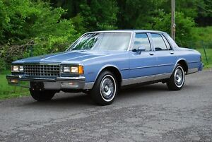 Chevrolet Caprice Great Selection Of Classic Retro Drag And
