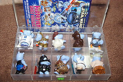Star Wars Figuren Happy Hippo Satz +2 BPZ Deko komplett