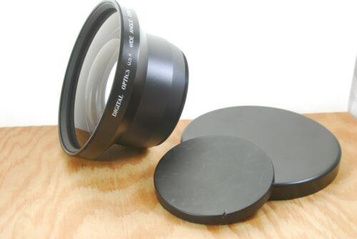 Digital Optics 0.5x Wide Angle COV - 72mm, Made in Japan