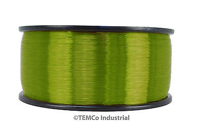 Temco Magnet Wire 40 Awg Gauge Enameled Copper 155c 1lb 31920ft Coil Green