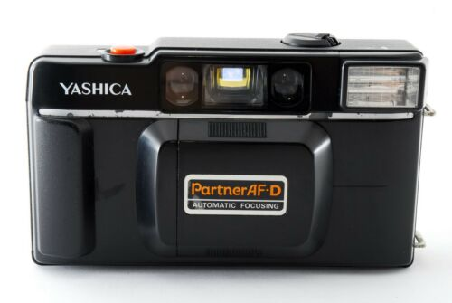 Yashica Kyocera Partner AF-D Automatic Focusing Compact Camera  for parts japan