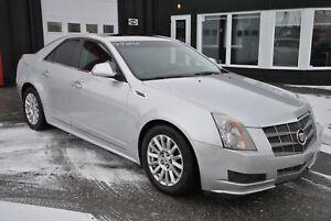 2010 Cadillac CTS AWD CUIR TOIT PANO MAGS