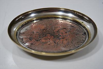 Cup Gravée the Finder François Boucher per B.Wicker Finxixe