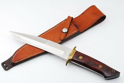 Jimmy Lile wood handle Knives