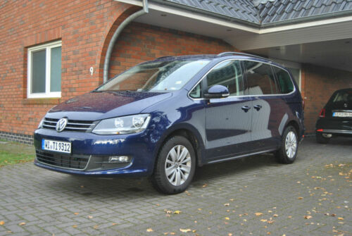 VW Sharan Vorne Links