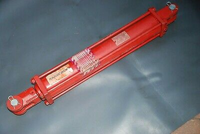 Hydraulic Cylinder 3 Bore X 18 Stroke Lion 2500 Canada 28.25 To 46.25