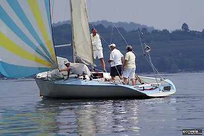 barca a vela usata usato  Torino